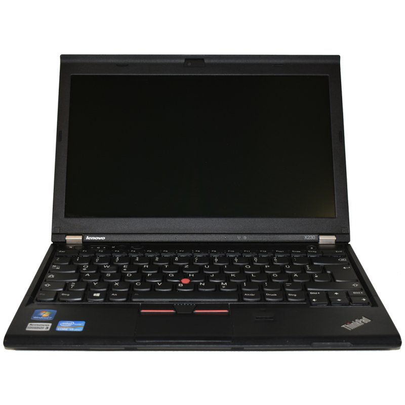 lenovo thinkpad x230 12 5 zoll notebook i5 3320m 4gb ram 320gb hdd wi. Black Bedroom Furniture Sets. Home Design Ideas