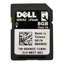 Dell iDRAC vFlash 8GB SD Card for Dell PowerEdge...