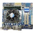 Gigabyte GA-H55M-S2H Mainboard with CPU Intel i5-670 and...