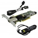HP Smart Array P212 6Gb/s SAS RAID Controller 512MB +BBU...