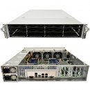 Supermicro CSE-826 2U Rack Server Mainboard X9DRi-LN4F+...