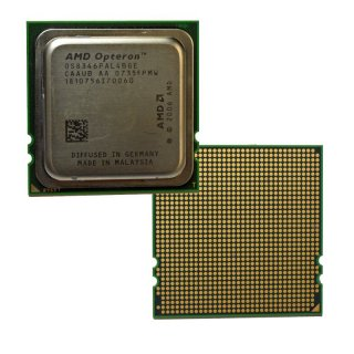 AMD Opteron Processor OS8346PAL4BGE Quad-Core 2MB L3-Cache, 1.80 GHz Socket Fr2