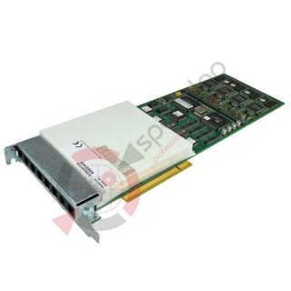 MultiTech ISI5634PCI Series 8-Port Data/Fax Multi Modem PN ISI5634PCI/8-EU V 92