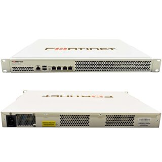 FORTINET FortiMail FML-200D Security Appliance