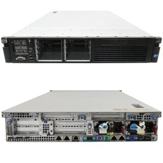 HP ProLiant DL380 G6 Server 2x XEON E5645 Six-Core 2.40GHz 16 GB RAM
