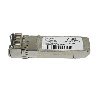 Brocade Original SFP+ 8GB SW mini GBIC Transceiver Module MPN: 57-1000012-01
