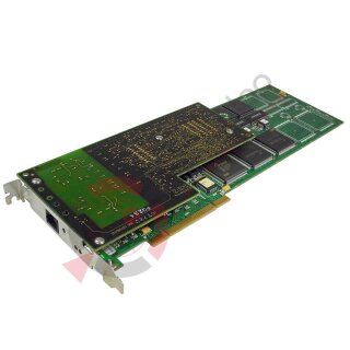 Brooktrout Technology TR114uP2B PCI-X Combi Voice/Fax Board MPN: 804-065-35