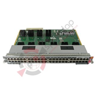 Cisco Catalyst 4500E Series Multi-Speed Gigabit Ethernet Modul WS-X4648-RJ45-E