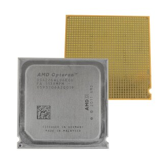 AMD Opteron Processor OS4226 WLU6KGU 6-Core 8MB Cache, 2.7 GHz Clock Speed