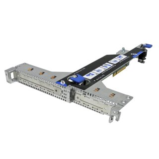 HP Expansion Slot Riser Board, 2x PCI-E  ProLiant DL360p G8 - SP#: 671352-001