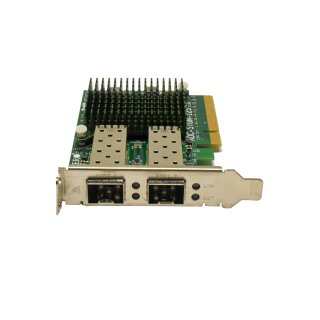 Supermicro AOC-STGN-i2S Dual-Port FC SFP+ PCIe x8 10Gb Ethernet Network Adapter