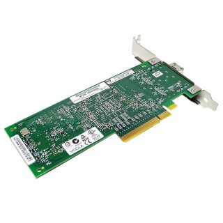 QLogic QLE2560-HP  FC Single-Port 8Gb PCIe x8 Network Adapter 489190-001 FP
