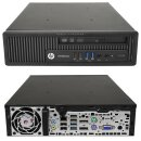 HP EliteDesk 800 G1 USDT Ultra Slim PC i5-4570S QC...