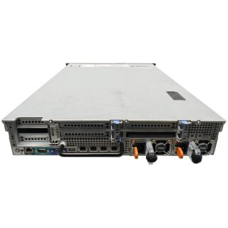 Dell PowerEdge R720 Rack Server 2U 07KF7P ohne CPU ohne CPU Kühler ohne RAM 8x 3.5 Bay
