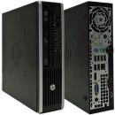 HP Compaq Elite 8200 USDT Ultra Slim PC i5-2400S QC...