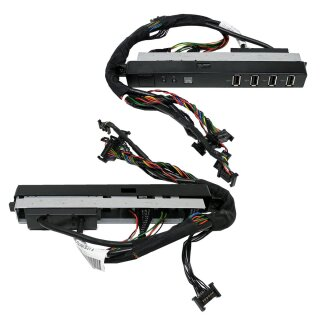 HP ProLiant ML350p Gen8 Front Power Switch / USB Module 661398-001 667260-001