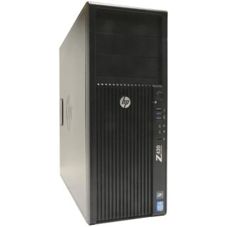 HP Z420 Workstation Intel Xeon E5-1660 v2 CPU 16GB DDR3 RAM 256GB SSD NVIDIA Quadro K2000