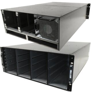 AVID UNITY ISIS 7020-03518 Storage 16 Drives bays Chassis 1x PWS 600W without HDD