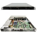 Supermicro CSE-815 1U Rack Server Mainboard X8SIE-LN4F...