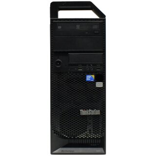 Lenovo ThinkStation S20 Xeon W3565 3.2GHz CPU 12GB RAM 500GB HDD DVD-RW Win10 Pro 64Bit